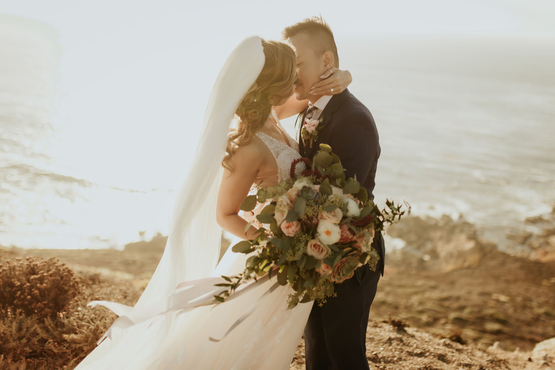Big Sur Elopement Wedding