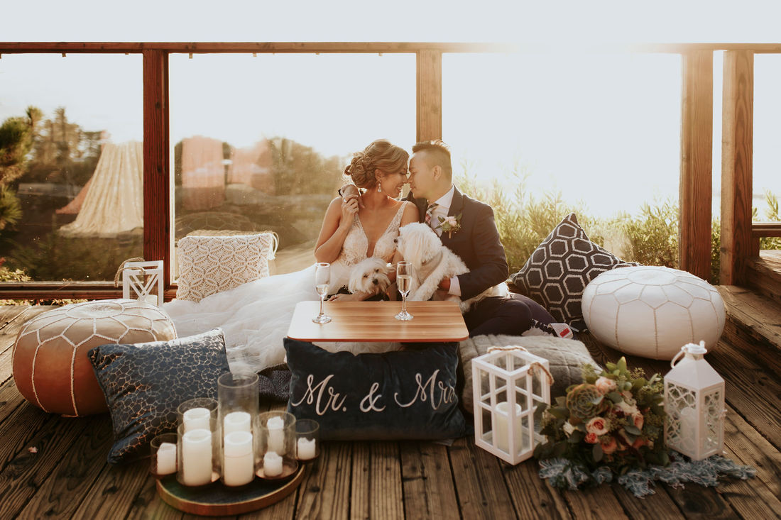Hyatt Carmel Highlands Wedding Photography