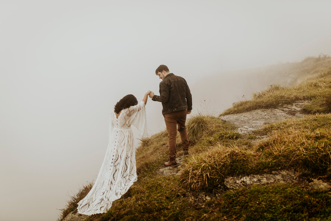 Destination Spain Europe Elopement