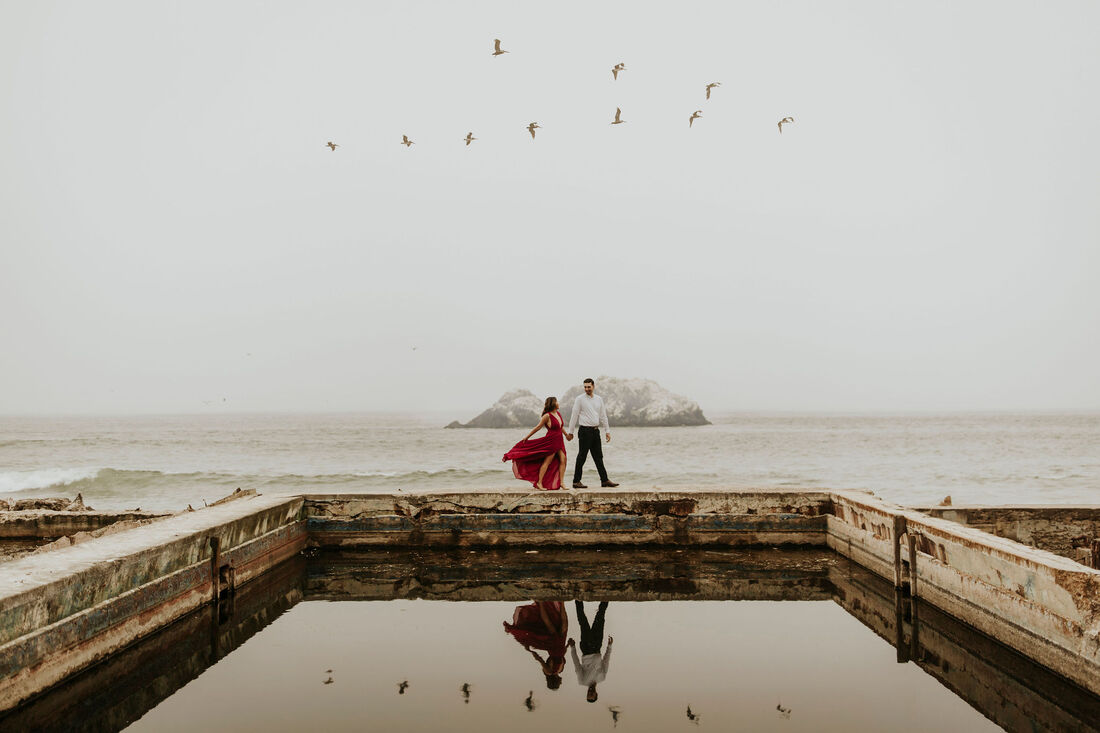 San Francisco Bay Area Engagement Photographer