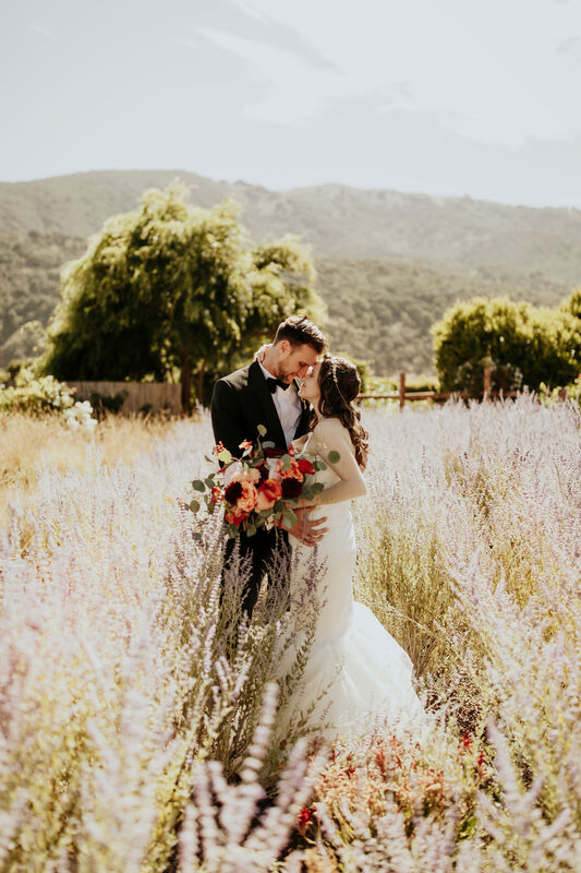 Bernardus Lodge Wedding Carmel Wedding Photographer