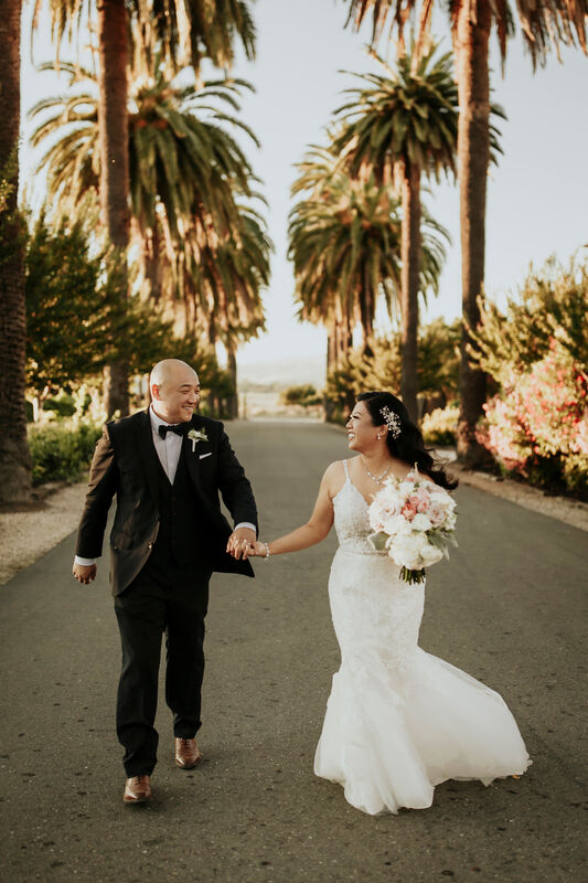 Palm Event Center Wedding | San Francisco Bay Area Wedding Photographer