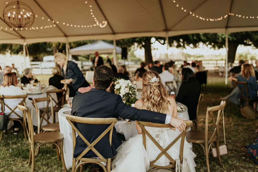 California Rustic Farm Wedding Photographer