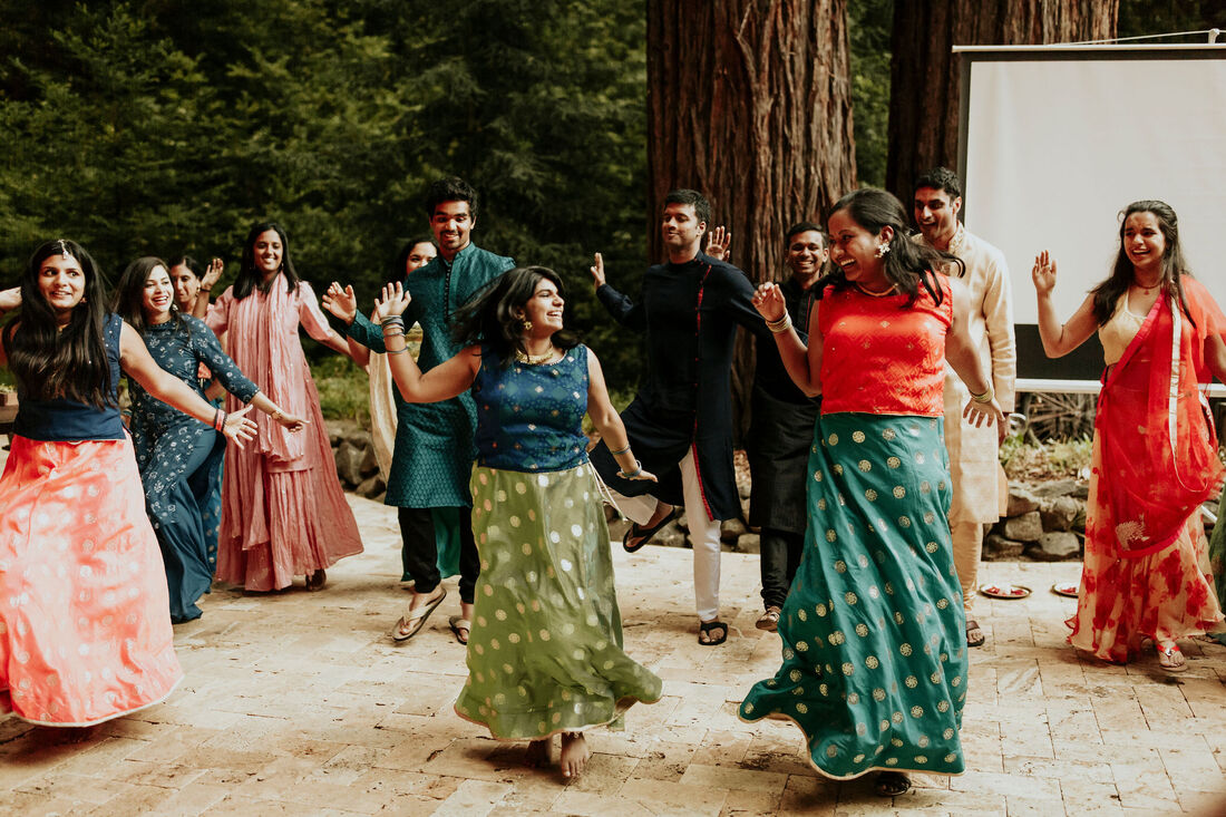 Redwoods Waterfall Lodge Wedding | Santa Cruz Wedding Photographer