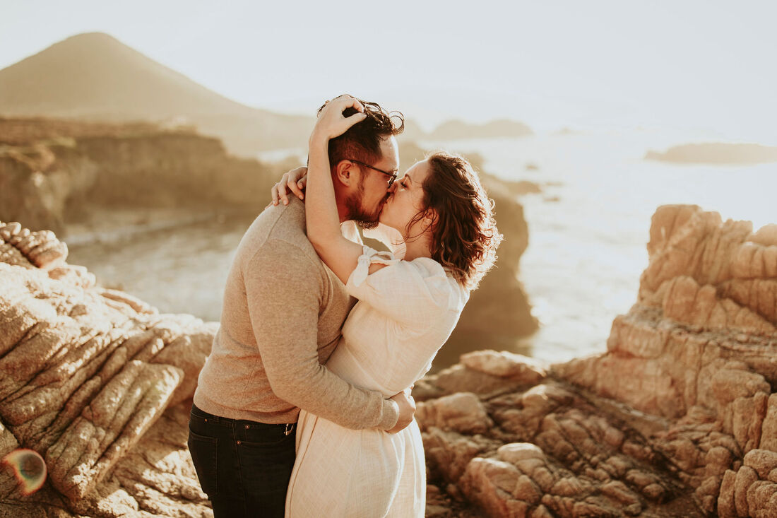 Big Sur Engagement | Big Sur Wedding Elopement Photographer